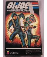 1982 G.I. Joe COLORFORMS Playset 12