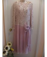 VINTAGE DRESS-FORMAL-MOTHER OF BRIDE-BRIDEMAID-... - $55.00