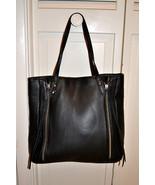 NWT $438 POSSE New York Black Leather *Juliana*... - $124.36