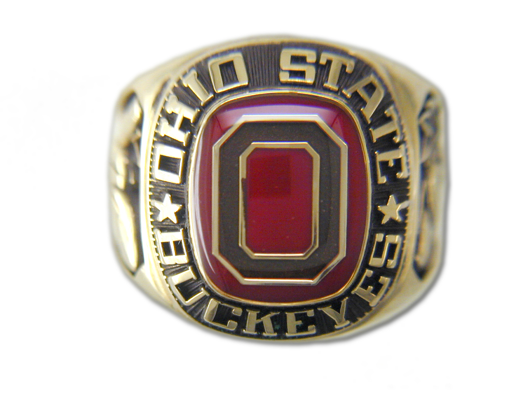 Ohio State University Ring By Balfour College Ncaa