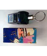 Avon Blue Glass Big Whistle Spicy Aftershave Fu... - $10.00