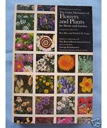 Color Dictionary Of Flowers And Plants - 1975 - $9.99