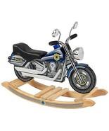 Motorcycle Rocker Model Car Rider Racing KidKra... - $189.50