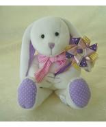 Pinwheel Playmate - Twirly Bunny with Pinwheel,... - $13.00