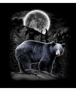 Black Bear  Wilderness /  Sweatshirt /Longsleev... - $19.70 - $27.62