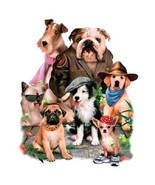 Cool Dudes  Dog  Tshirt    Sizes/Colors - $12.82 - $16.78