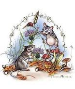Thistle Creek Mice  Mouse  Tshirt   Sizes  White - $5.89 - $9.84