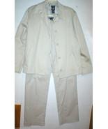 Gap Suit Separates Blazer Jacket Pants 6 Beige ... - $100.00