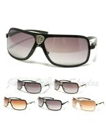 RECTANGULAR Designer Sunglasses for MEN RETRO F... - $9.95