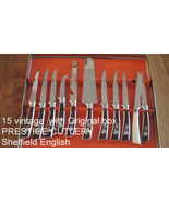 Flatwear Prestige Made in England Cutlery Carvi... - $60.00