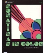 Bastien Sonatinas In Color Elementary Piano Solos - $3.95
