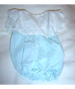 Vintage Cabbage Patch Doll Clothing -  Light Bl... - $8.95