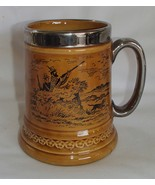 Elijah Cotton Lord Nelson Ware Mug Stein Fox Hu... - $35.99