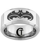 10mm Tungsten Carbide Batman And Robin Laser De... - $49.00
