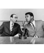 Cassius Clay Muhammad Ali And Howard Cosell Vin... - $19.99