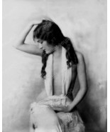 Alice Wilkies Show Girl Vintage 8x10 Reprint Of... - $19.99