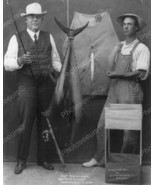 Captain Farnsworths Kite Tuna Catch 1906 Vintag... - $19.99