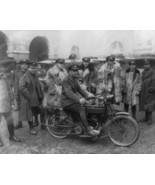 Ambulance Motorcycle Italy World War I 1916 Vin... - $19.99