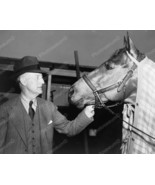 Charles S. Howard With Horse Seabiscuit 1940 Vi... - $19.99
