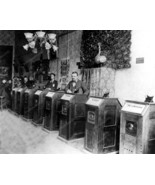 Kinetoscope Parlor San Francisco 1894  8x10 Rep... - $19.99