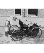 Ford First Automobile 1896 Quadricycle 8x10 Rep... - $19.99