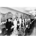 Barber Shop Inspection Vintage 8x10 Reprint Of ... - $19.99