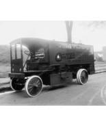 Ice Cream Truck Vintage 1920s 8x10 Reprint Of O... - $19.99