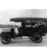 Antique Reid Ice Cream Co Truck 1900s Old 8x10 ... - $19.99