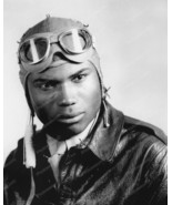 African American Pilot Tuskegee Airmen WWII 8x1... - $19.99