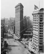Flat Iron Building NY1908 Vintage 8x10 Reprint ... - $19.99