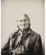 Geronimo Apache Indian Portrait 1890s 8x10 Repr... - $19.99