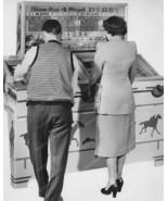 Chicago Coins Derby Horse Racing Machine 1951 V... - $19.99
