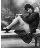 Sexy 1920s Flapper Girl Vintage 8x10 Reprint Of... - $19.99