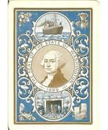 1899 washington state souvenir playing cards ge... - $149.99