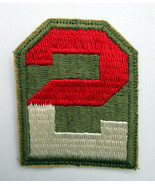 1980 Original Authentic United States 2nd Army ... - $9.89