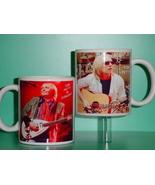 Tom Petty 2 Photo Designer Collectible Mug - $14.95