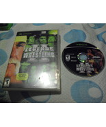 Legends of Wrestling II  (Xbox, 2002) - $8.45