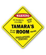 TAMARA'S ROOM SIGN kids bedroom decor door chil... - $8.44