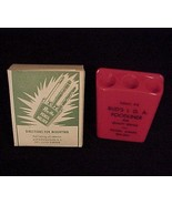 Advertising Pen Pencil Holder Bud's IGA Food St... - $10.00