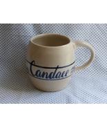 Large Pottery Mug, Candace Name Mug, Handmade b... - $19.99