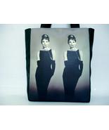 Audrey Hepburn Retro Mirror Classic Tote Bag Pu... - $27.00