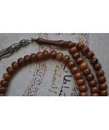 Antique Islamic Prayer Beads-Kuka-Muslim Tasbih - $189.05