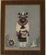 Indian Kachina Maiden Print Arizona Bank Bruce ... - $20.00