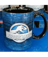 Jurassic World Logo JP Universal Studios Authen... - $26.95