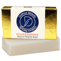 NEW 12 Bars of Dalfour Beauty Gold Foil Glutathione Whitening Soap - $147.51