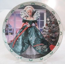 Special Edition 1995 Enesco Happy Holidays Barb... - $20.50
