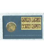WFC 1972 Bicentennial Commemorative Medal  Mint... - $9.99