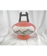 Hugh Thomas Farmer oriental red slipware lidded... - $40.00