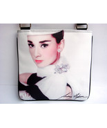 Audrey Hepburn Signature Fashion Messenger Bag ... - $20.00