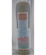 Hugh Thomas Farmer tall slipware vase 1991 - $80.00